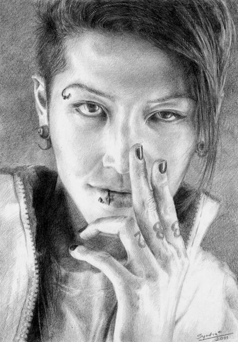 Miyavi by BlackHatter